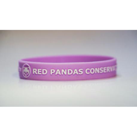 Bracelet Panda Roux Conservation