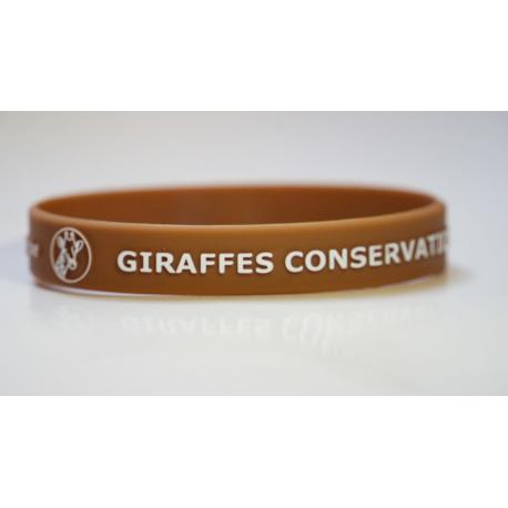 Bracelet Girafe Conservation
